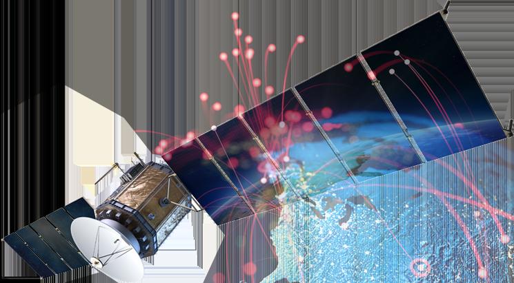 Satellite Mockup